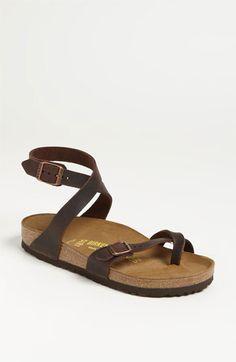 8fbad9104d95 Birkenstock  Yara  Oiled Leather Sandal (Online Only)