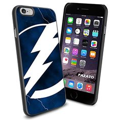 NHL HOCKEY Tampa Bay Lightning Logo, Cool iPhone 6 Smartphone Case Cover Collector iphone TPU Rubber Case Black Phoneaholic http://www.amazon.com/dp/B00UXK1C3G/ref=cm_sw_r_pi_dp_Oa.lvb0NDF6N5