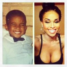 Transgender Women Before and After Transgender Before And After, Amiyah Scott, Janet Mock, Pictures Of People, Her Hair, Hair Makeup, Baddies, Mermaids, Meet