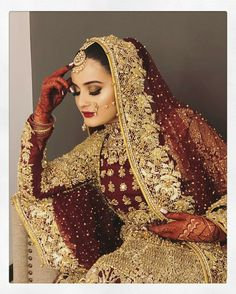 The most beautiful bride❤️ in hair and makeup by Jewels thankyou so much guys ❤️ Pakistani Wedding Outfits, Pakistani Bridal Dresses, Bridal Outfits, Bridal Lehenga, Bridal Makeup Looks, Bridal Looks, Bridal Makup, Bridal Style, Pakistan Bride