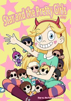 Starco Comic by Area | Star vs. the Forces of Evil | Know Your Meme