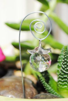 Items similar to Fairy Garten Laterne on Etsy