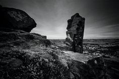 The Watcher - Mono Landscapes