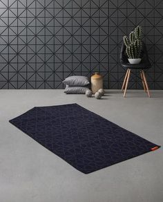 Limited edition luxury cushioned Muslim prayer mat with stitched Islamic geometric embroidery. Geometric Denim Arch Shaped design with non-slip underside. Muslim Prayer Rug, Islamic Prayer, Islamic Art, Islamic Quotes, Islamic Gifts, Prayer Corner, Geometric Embroidery, Luxury Cushions, Rug Texture