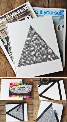 The Fabric Pen Christmas Card