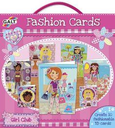 Mode Karten (Anleitung auf Englisch): Amazon.de: Spielzeug