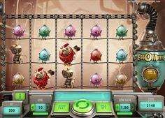 Игровой автомат Еггоматик