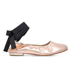 KURT GEIGER Kitty Ballerina shoes ❤