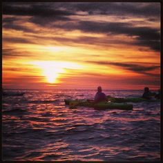 We start each day with one of our favorite tours: the Sunrise Tour.#sunrise#kayak Book now @ mackinackayak.com