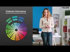Cómo combinar colores - YouTube