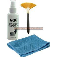 Spray curatat monitoare LCD, set pentru curatat monitoare - 131991 Cleaning Kit, Multimedia, Ipod, Usb, Ipods