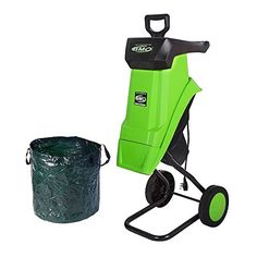garden shredders and chippers