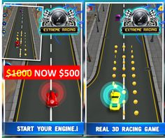 3D Extreme Racing - Car Racing with amazing discounted price Check it out NOW at SellMySourceCode