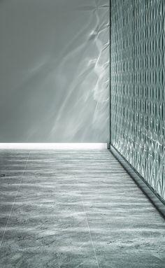 HiroshiNakamura&NAP Futuristic Architecture, Architecture Details, Interior Architecture, Chinese Architecture, Casa Retro, Glass Brick, Pics Art, Wall Design, Facade Design