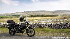 Wild Atlantic Way Motorcycle Adventures - Clifden to the Burren Clar. West Coast Of Ireland, Wild Atlantic Way, Donegal, Motorcycle, Tours, Adventure, Motorcycles, Adventure Movies, Adventure Books