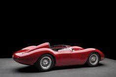 Maserati 250S Fantuzzi, 1957