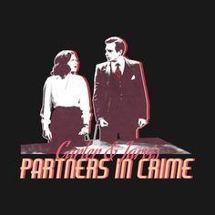 Peggy Carter & Edwin Jarvis by ladydoor