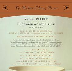 In Search of Lost Time (À la recherche du temps perdu #1-7)  by Marcel Proust, C.K. Scott Moncrieff (Translator), Terence Kilmartin (Translator), D.J. Enright (Translator), Richard Howard (Introduction)