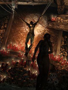 "Tomb Raider (Crystal Dynamics, 2013)""The Gift"""