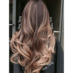 Guy Tang dimensional ombre