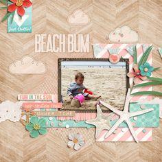 Sweet Shoppe Designs::Shop by SEASON / THEME::Summer::Endless Summer by Zoe Pearn