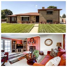 home Our office just listed this awesome #HarveyPark multi level home! Tons of upgrad...