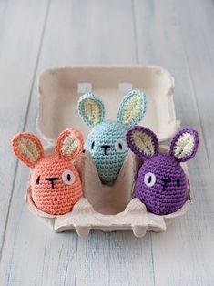 Mesmerizing Crochet an Amigurumi Rabbit Ideas. Lovely Crochet an Amigurumi Rabbit Ideas. Crochet Diy, Crochet Amigurumi, Easter Crochet, Crochet Bunny, Love Crochet, Amigurumi Patterns, Crochet Crafts, Crochet Dolls, Yarn Crafts