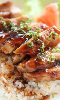Baked Teriyaki Chicken Recipe
