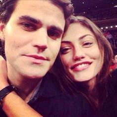 Phoebe and Paul at the Lakers vs Knicks basketball game (PHOTOS) http://sulia.com/channel/vampire-diaries/f/6e02a54a-3e63-4e80-b58a-3d265ae31ba8/?source=pin&action=share&btn=small&form_factor=desktop&pinner=54575851