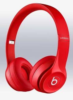 Beats' Solo 2 Wireless on-ear headphones.