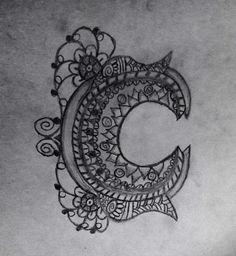 Henna style attempt