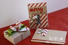 Ciao a tutte, manca pochissimo a Natale, aiutoooo! Come ben sapete mi piace fare card e pacchetti personalizzandoli in funzione di chi li riceverà. Spesso nelle card uso decori tridimensionali e così sorge il problema della busta, la maggior parte delle volte non trovo quella adatta, da quando però ho …