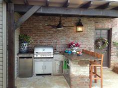 Outdoor Küche Im Gartenhaus : Die besten bilder von outdoor küche backyard patio outdoor