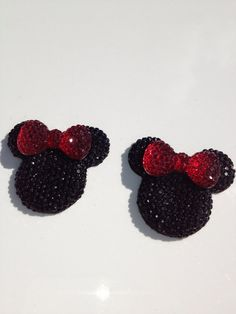 Minnie Mouse Bling ears