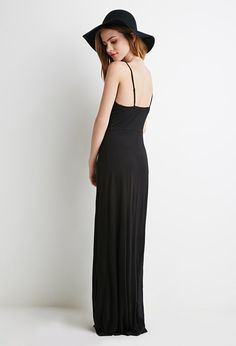 forever-21-black-crochet-paneled-surplice-maxi-dress-product-3-931228567-normal.jpeg (750×1101)