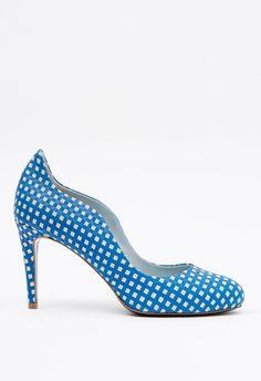 Scarla - Vichy Bleu - APOLOGIE