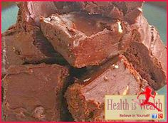 Strong and Beyond: Almond Butter Fudge