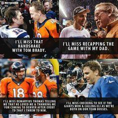Cried through most of his speech! Denver Broncos Football, Go Broncos, Broncos Fans, Best Football Team, Cowboys Football, Football Season, Dallas Cowboys, Nfl Season, Pittsburgh Steelers