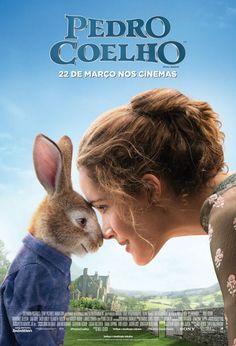 Peter Rabbit Movie Poster ( of Peter Rabbit Characters, Peter Rabbit Movie, Peter Rabbit And Friends, Book Characters, Beatrix Potter, Live Action, Coelho Peter, Peter Rabbit Birthday, New Movie Posters