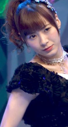 Maachan with downcast eyes makes me concerned