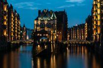 Hamburg Speicherstadt II by SentaCS bestellen