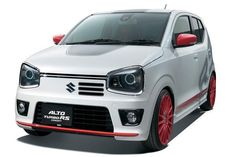 #Suzuki #Alto RS #Turbo Revealed read more : http://bit.ly/1xuv7nK