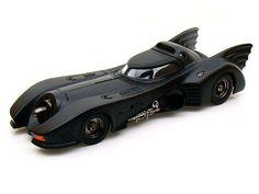1989 Batman Batmobile 1/18 Black (bestseller)