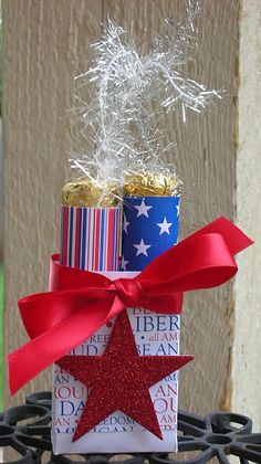Fourth of July Firecracker Treat