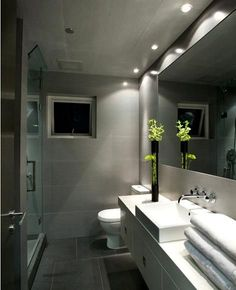Grey bathrooms ideas you can choose for your house #delightfull #uniquelamps #BathroomLighting #CeilingLights #ModernLighting #TableLamps #FloorLamps #PendantLights #WallLights #ContemporaryLighting #DesignerLighting #WallSconces