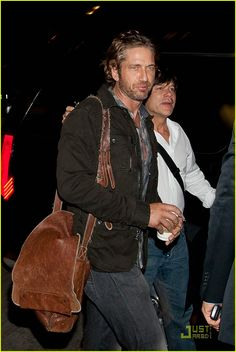 Gerard Butler❤︎ Explains His Drastic Weight Loss | Gerard Butler Photos | Just Jared