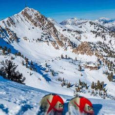 Today is the LAST day to get these #snowbasinresort views for the best deal! Buy your pass today before prices go up tom...