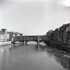Florence... Ponte Vecchio and that great lasagna