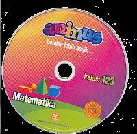 CD ANIMUS MATEMATIKA  KELAS 1, 2, 3  SD/ MI