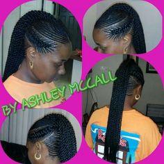 Flat braids with twists